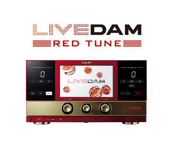 LIVEDAM RED TUNE